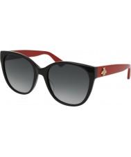 Gucci Senhoras gg0097s 005 óculos de sol