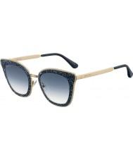 Jimmy Choo Ladies lizzy s ky2 08 63 óculos de sol