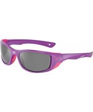 Cebe Cbjom7 jorasses m óculos de sol roxos