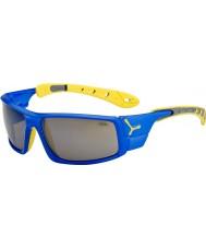 Cebe Ice 8000 elétricos óculos de sol amarelos azuis