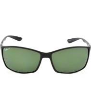 RayBan Rb4179 62 liteforce fosco 601s9a preto óculos polarizados