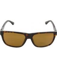 Emporio Armani Ea4035 58 moderna Dark Havana 502683 óculos polarizados