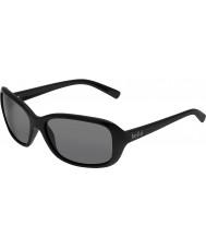 Bolle Molly óculos de sol brilhante TNS preto
