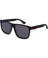 Gucci Mens gg0010s 001 óculos de sol