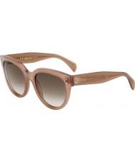 Celine Ladies cl 41755 gky óculos db opala marrom