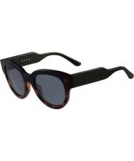 Marni Ladies me600s havana e óculos de sol azuis