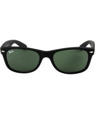 RayBan Rb2132 new wayfarer preto - verde