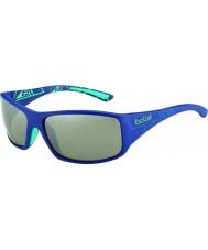 Bolle Kingsnake mate óculos arma azul TNS polarizada