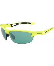Bolle Parafuso de néon competivision amarela óculos de sol tênis arma