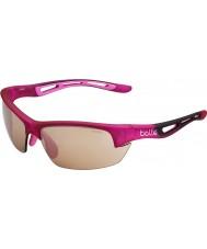 Bolle Parafuso s moduladores rosa óculos de sol de golfe v3