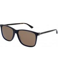 Gucci Mens gg0017s 005 óculos de sol