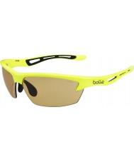 Bolle Parafuso de néon modulador amarela óculos de sol de golfe v3