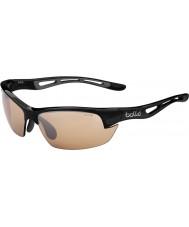 Bolle Parafuso s moduladores de óculos de sol pretos golfe v3