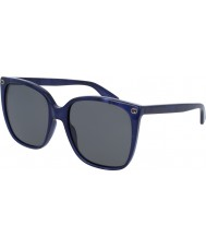 Gucci Senhoras gg0022s 005 óculos de sol