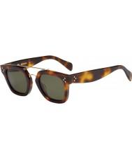 Celine Ladies cl 41077-s 05L 1e óculos de sol havana