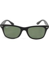 RayBan Rb4195 52 wayfarer liteforce fosco 601s9a preto óculos polarizados