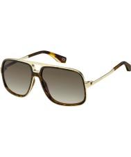 Marc Jacobs Senhoras marc 265 s 086 ha 60 óculos de sol