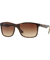 RayBan Rb4232 57 highstreet havana 710-13 óculos de sol