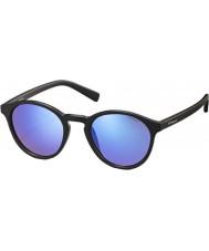 Polaroid Pld6013-s DL5 jy preto fosco óculos polarizados