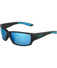 Bolle 12368 kayman óculos de sol pretos