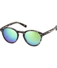 Polaroid Pld6013-s HJN k7 cinza havana óculos polarizados