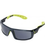 Cebe Ice 8000 antracite óculos de sol azuis anis