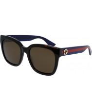 Gucci Senhoras gg0034s 004 óculos de sol