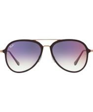 RayBan Rb4298 57 6335s5 óculos de sol