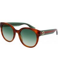 Gucci Senhoras gg0035s 003 óculos de sol