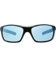 Revo guia Re4073 ii marinha woodgrain - água azul óculos polarizados