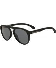 Calvin Klein Jeans óculos de sol pretos Ckj800s