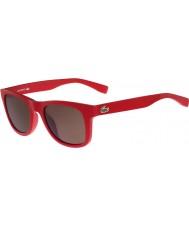Lacoste óculos de sol vermelhos L790s