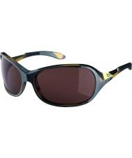 Bolle Graça tartaruga brilhante polarizada A-14 óculos de sol