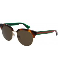 Gucci Mens gg0058sk 003 óculos de sol