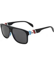 Cebe Chicago preto Frenchy 1500 em flash cinza espelho óculos de sol