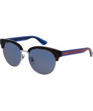 Gucci Mens gg0058sk 004 óculos de sol