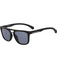 Calvin Klein Jeans Mens ckj801s óculos de sol pretos