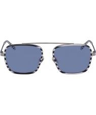 Calvin Klein Mens ck18102s 199 55 óculos de sol