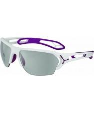 Cebe Cbstl14 s-track l óculos de sol brancos