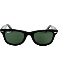 RayBan Rb2140 wayfarer original preto - verde polarizado