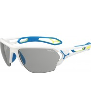 Cebe Cbstl8 s-track l óculos de sol brancos