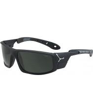 Cebe Ice 8000 matt óculos de sol cinza negra