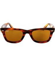 RayBan RB2140 50 luz wayfarer originais concha de tartaruga 954 óculos de sol