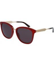 Gucci Gg0073s 004 óculos de sol
