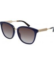 Gucci Gg0073s 005 óculos de sol