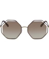 Chloe Senhoras ce132s 205 58 óculos de papoula