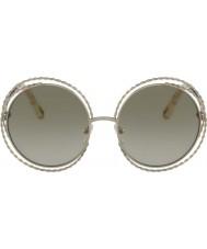 Chloe Senhoras ce114st 810 58 óculos de sol carlina
