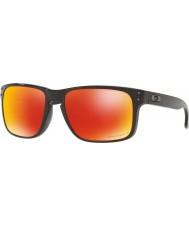 Oakley Oo9102 55 f1 holbrook óculos de sol