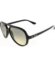 RayBan RB4125 59 gatos pretos 5000 601-32 óculos de sol