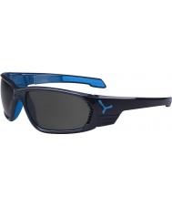 Cebe S-cape grande antracite azul óculos polarizados